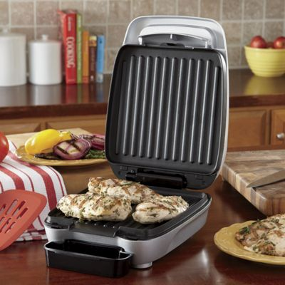Hamilton Beach Indoor Contact Grill