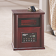deluxe infrared cabinet heater