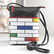 geometric mini sac