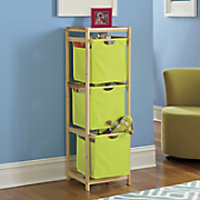 3-Tier Pullout Storage Station