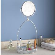 Basket Mirror Organizer