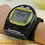 digital wrist blood pressure monitor