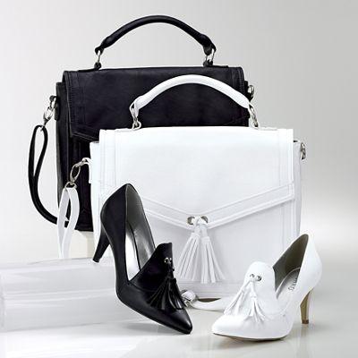 Argentina Bag and Oxford Heel