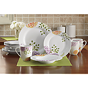 16-Piece Floral Dinnerware Set
