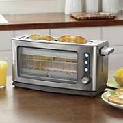 Kalorik 2-Slice Glass Panel Toaster