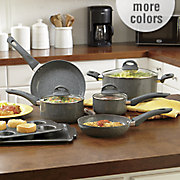 ginny s brand 10 pc  speckle cookware set