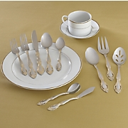 45-Piece Georgia Estate Flatware Set From Occasions ™ by Montgomery Ward