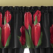 tulip valance