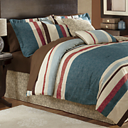 7-Piece Alvin Bed Set and Window Treatments