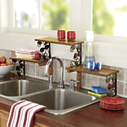 2-Tier Apple Sink Shelf