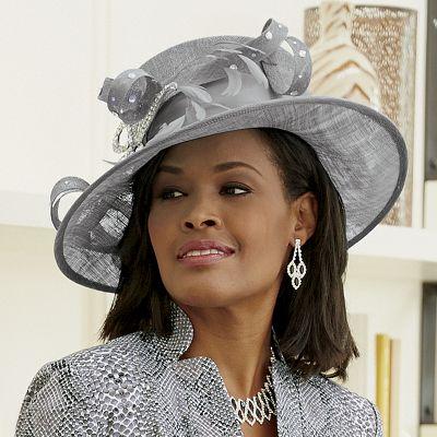 Artina Sinimay Hat