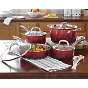 Ingrid Hoffman's 8-Piece Gradient Gourmet Cookware Set