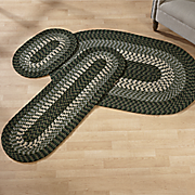 alpine braided rug