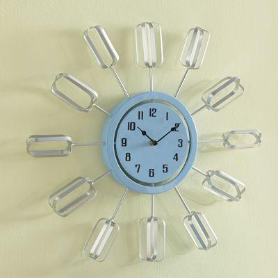 Whisk Beater Clock