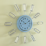 Whisk Beater Clock