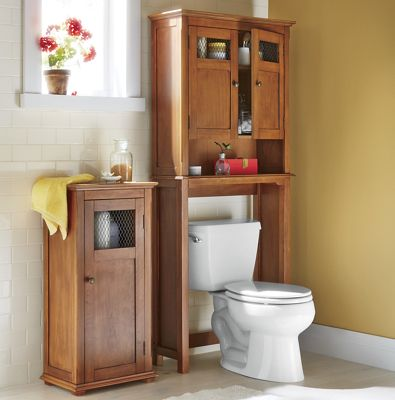 Loring Space Saver and Towel Cabinet