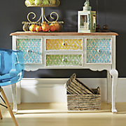 Shabby Chic Console