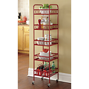 5 tier kitchen tower