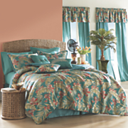21 pc breeze complete bed set