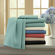 comfort creek microfiber sheet set by montgomery ward 2