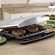 9 serving grill by george foreman