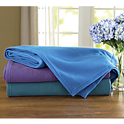 Comfort Creek ™ Microfiber Blanket by Montgomery Ward ®