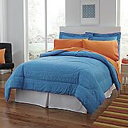 comfort creek paradise sheet set and mini comforter by montgomery ward