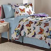 Butterfly Magic Mini Comforter Set