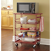 microwave cart 30