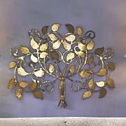 burnished tree art