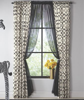 Charlize 6-Piece Window Set