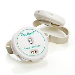 day spot daily reminder freshness indicator 2 pack