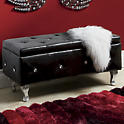 bling storage bench