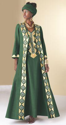 Makeda Jacket Dress