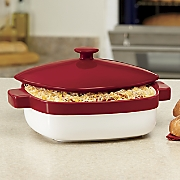 Nesting Ceramic Covered Casserole by KitchenAid