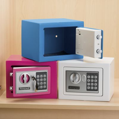 Steel Security Safe by Honeywell