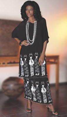 Maliki Skirt Set