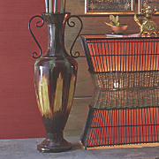Jasia Metal Vase