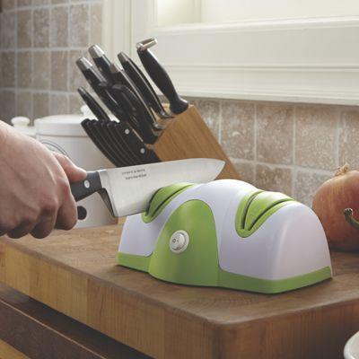 2-Stage Electric Knife Sharpener