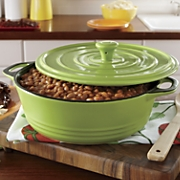 Crockpot 3-Quart Ceramic Casserole