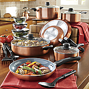 20-Piece Essential Cookware Set