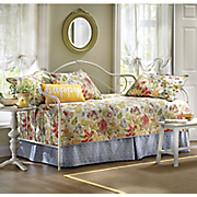 Westport Quilted Daybed Cover, Bedskirt and Sham
