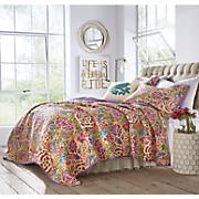 jewel garden quilt