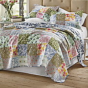 emma oversized quilt and sham