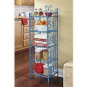 5 tier scroll rack