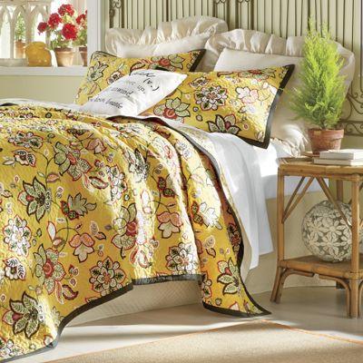 Larimore Oversized Quilt and Sham