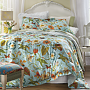 Floral Imperialis Comforter and Sham