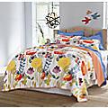 Watercolor Dream Oversized Quilt