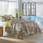 Alexis Oversized Quilt and Sham