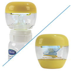 pacifier nipple uv sanitizer